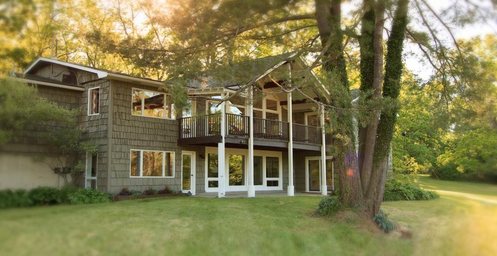 Finger lakes vacation rental willow creek classic for Lodge at willow creek